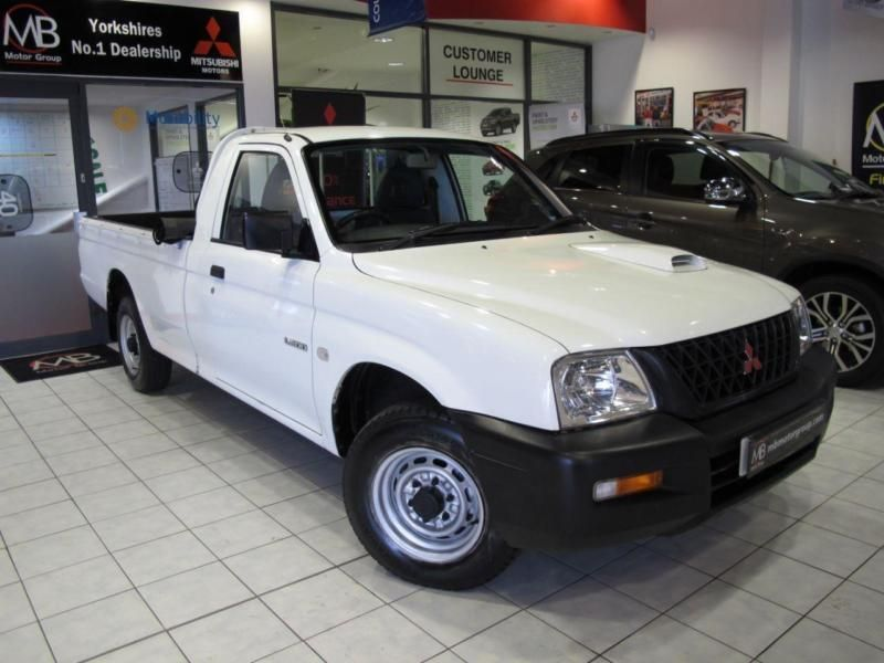 Single Cab Mitsubishi L200
