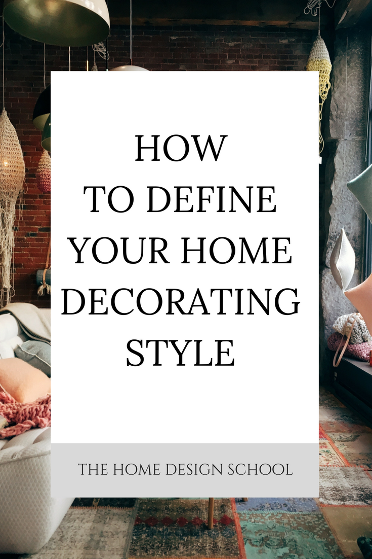 Wondering What Your Home Decorating Style Is? Click Through To Read The  Article And To