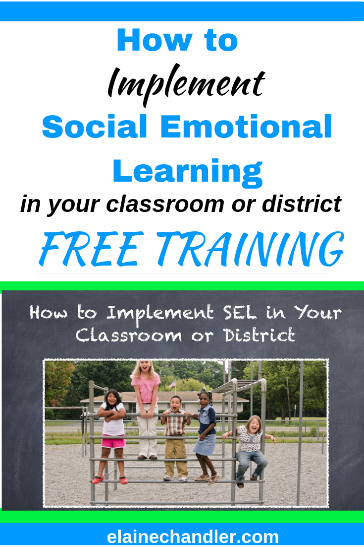Implement SEL in Your Classroom | Social emotional learning. Social emotional development. Teaching empathy