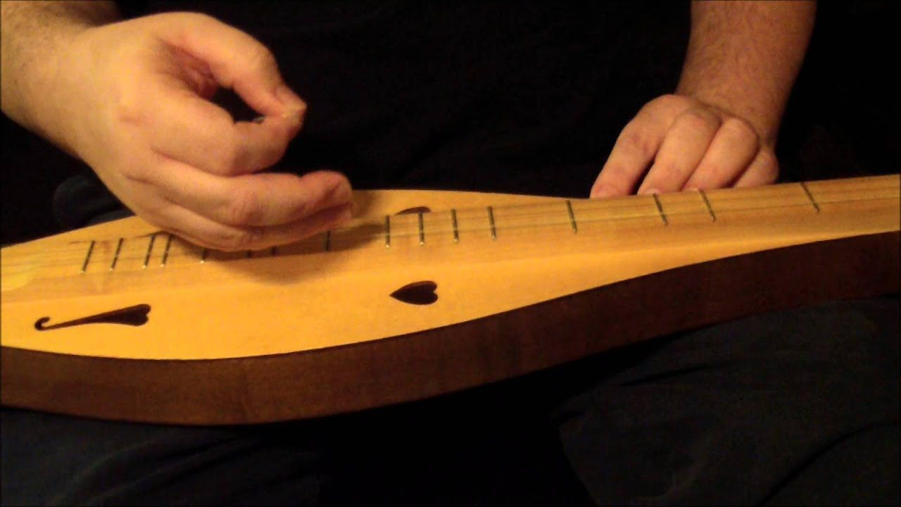 Learn To Play Amazing Grace On The Mountain Dulcimer Mountain Dulcimer Dulcimer Dulcimer Music