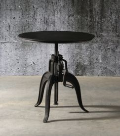 "Adjustable iron table ""Verin"" 1"