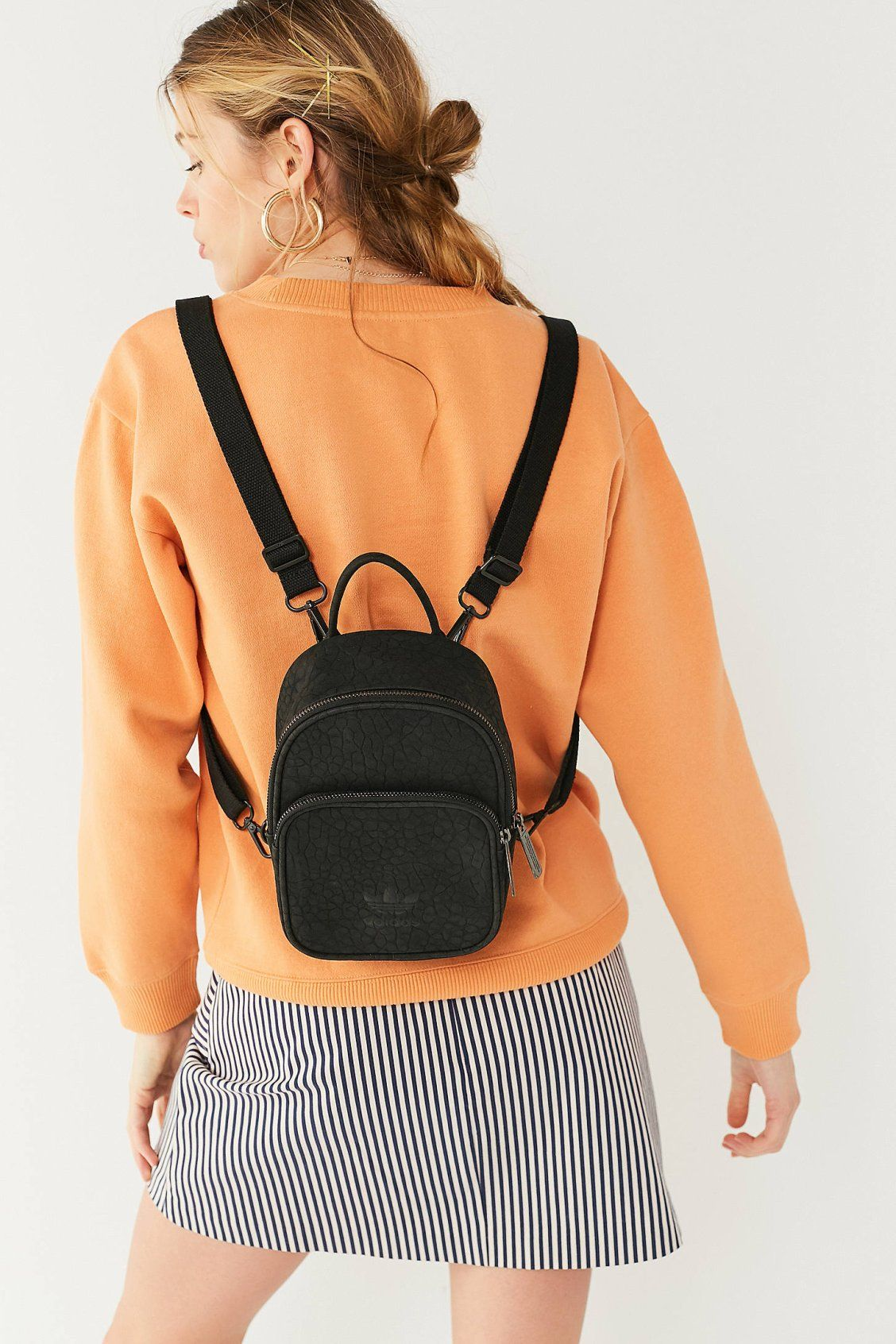 adidas Originals Classic Mini Faux Leather Backpack   New Arrivals ... 30ba33c816