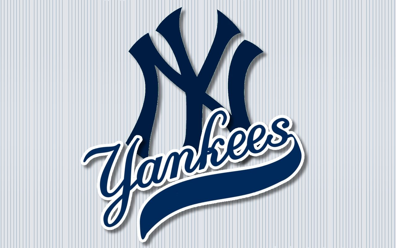 New York Yankees New York Yankees By Adorablekitty08 On Deviantart New York Yankees Logo Yankees Logo New York Yankees