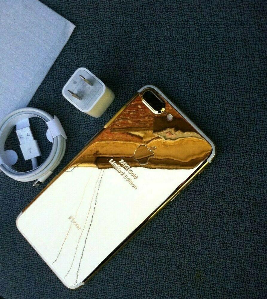 Apple iPhone 7 Plus 128GB Unlocked ANY Sim (CDMA + GSM
