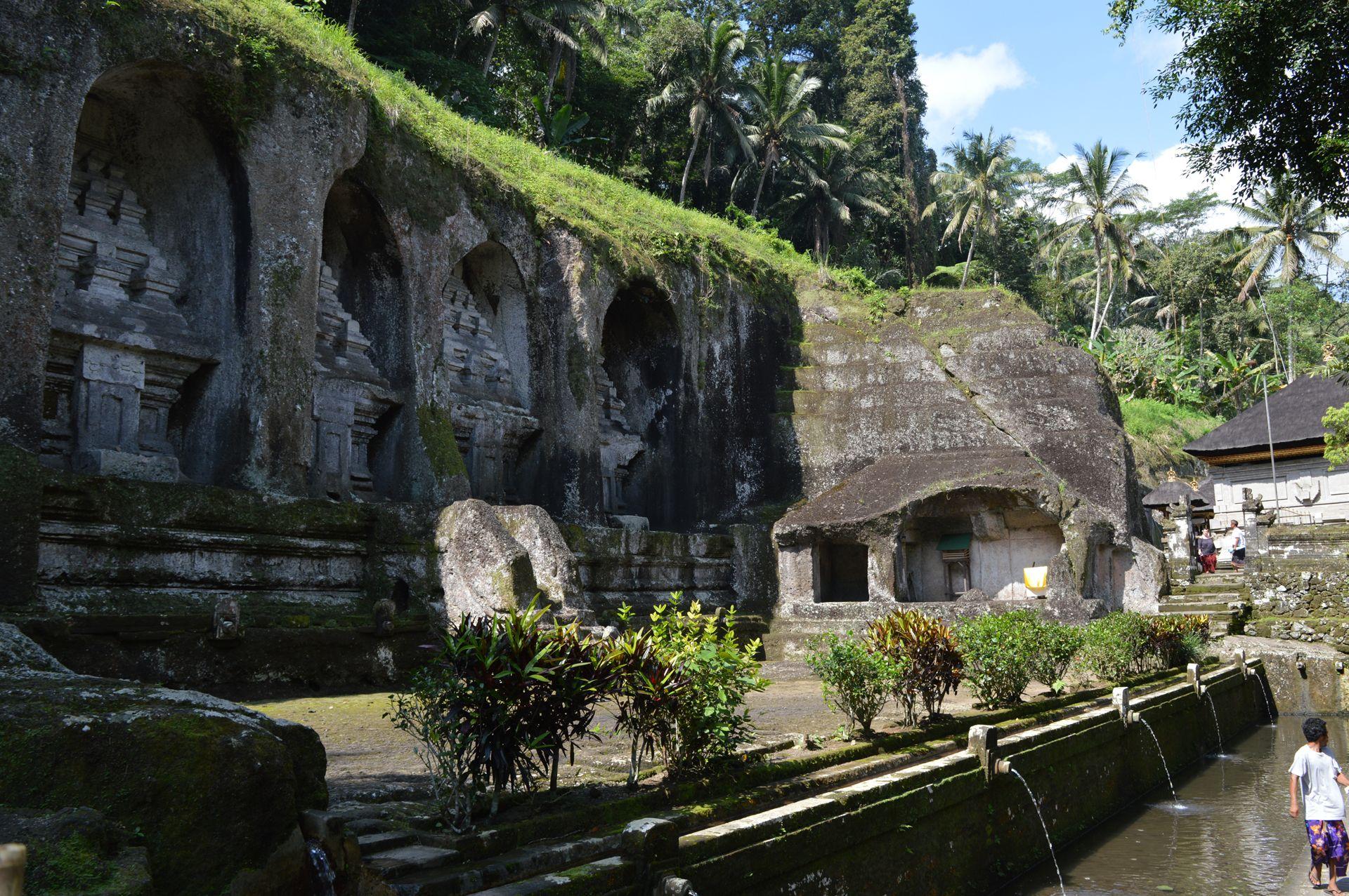 Gunung Kawi templo en Bali
