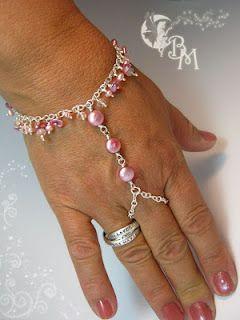 New creations...my style of boho bracelets :)