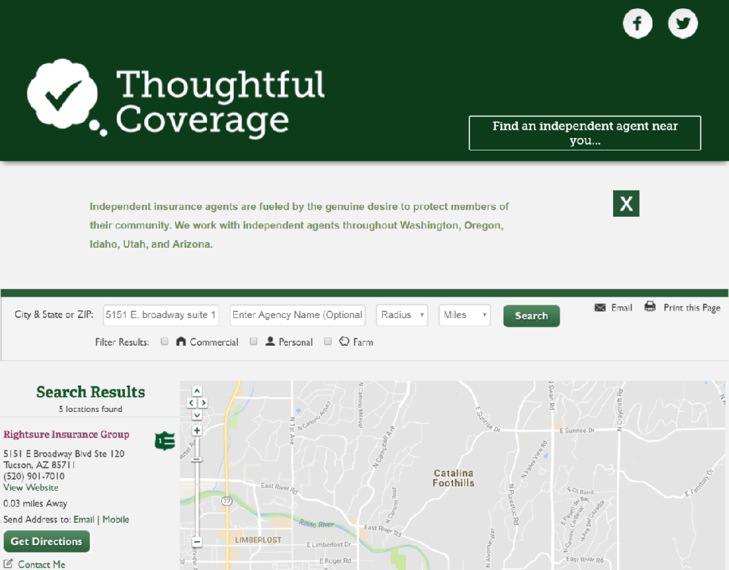 Thoughtful Coverage From A Mutual Of Enumclaw Insurance Agent In