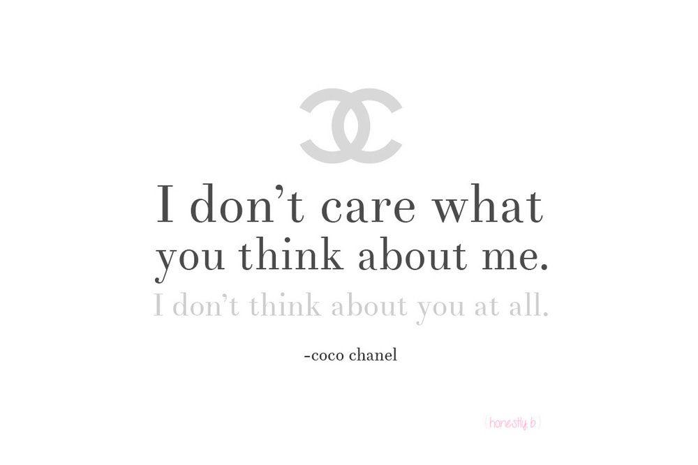 Citaten Coco Chanel : Coco chanel en frases legendarias que toda glamourette