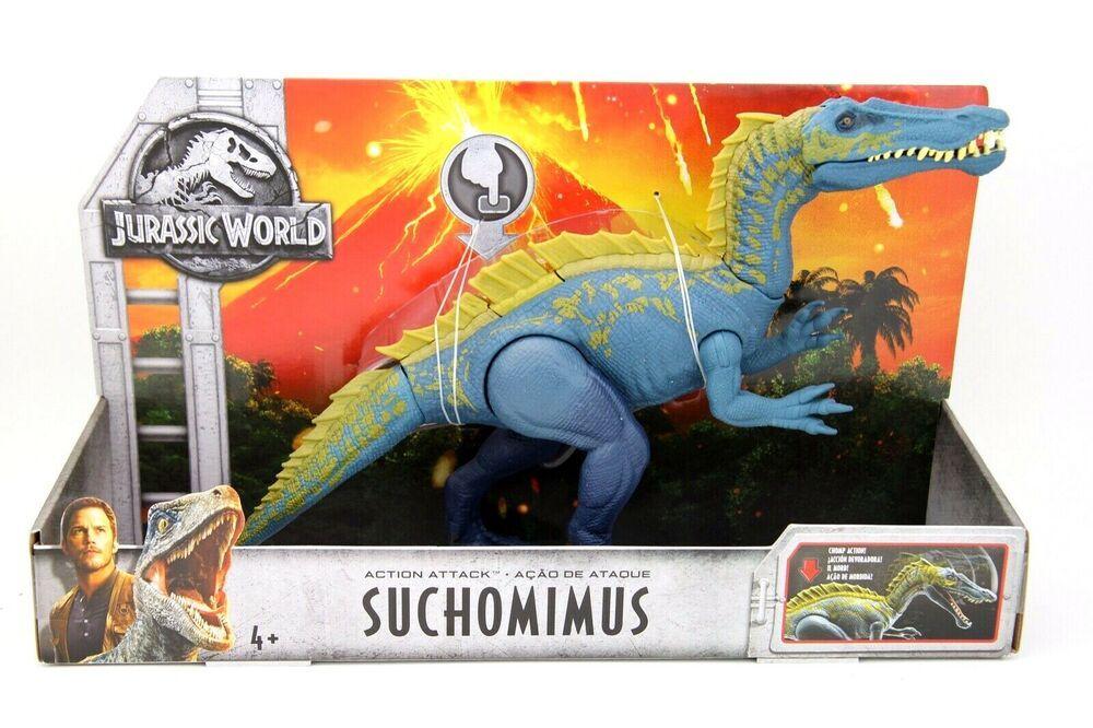 Jurassic World Dino Ataque Suchomimus