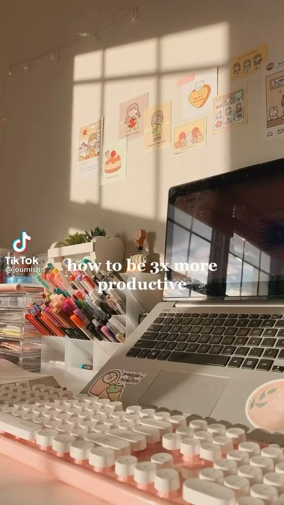 How to be 3x more productive - Healthybitches
