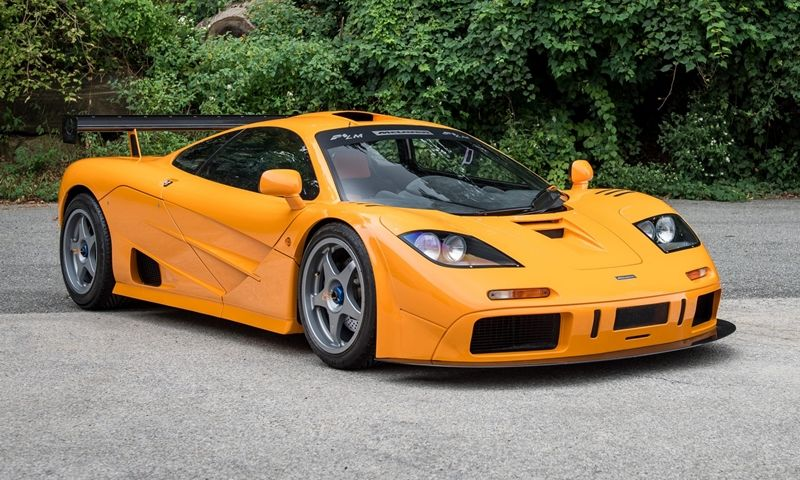 1995 Mclaren F1 Lm The Perfect Blend Of Beauty And Performance In 2020 Mclaren F1 Lm Mclaren F1 Super Cars