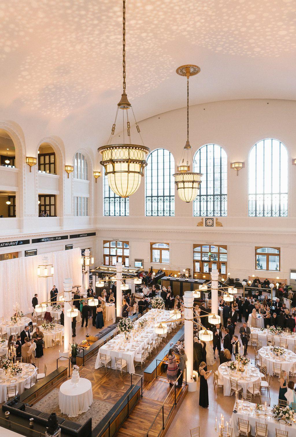 Pin By Calluna Events On Wedding Denver Wedding Venue Denver Union Station Wedding Denver Wedding