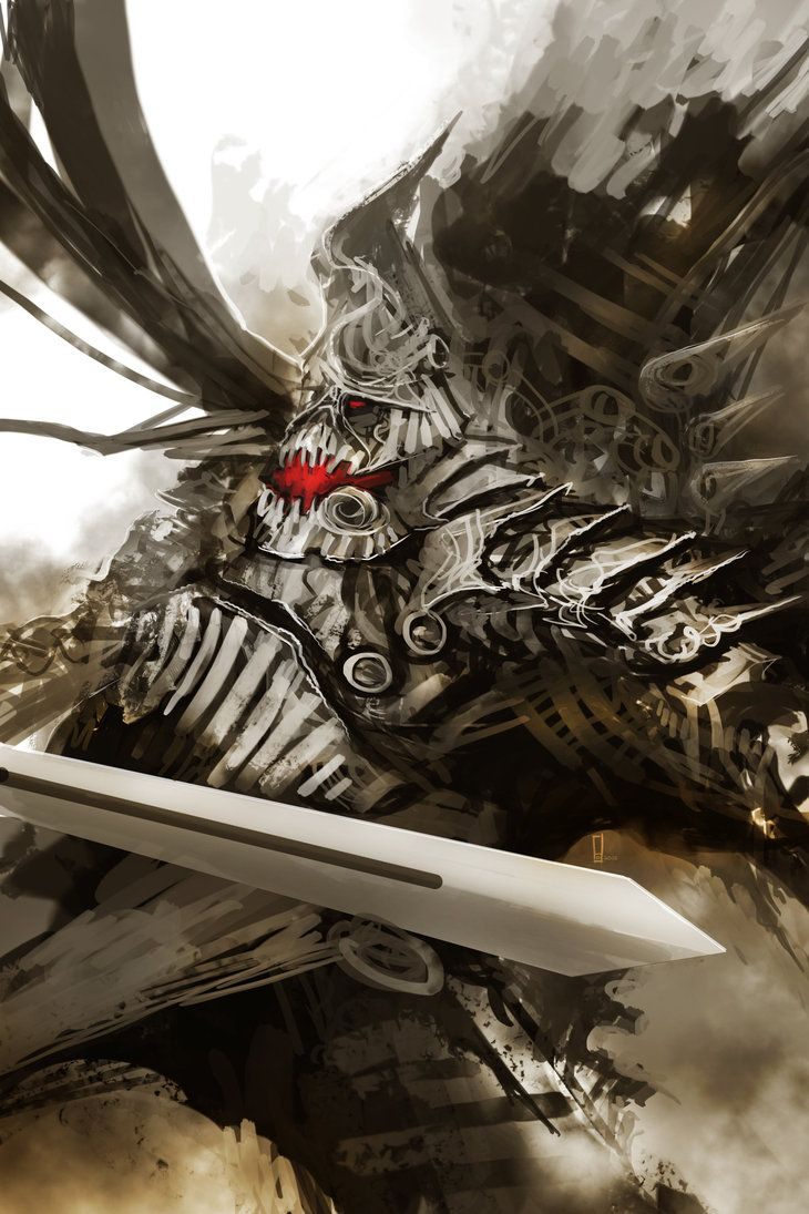 Warlord by theDURRRRIAN on deviantART