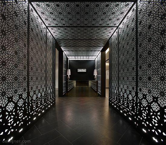 Mike Niven Interior Design Wins 2015 Arido Award Of Merit For Noir