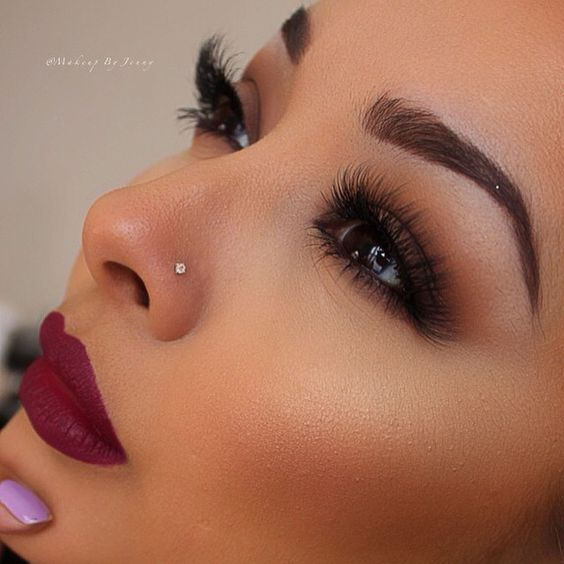 36 Unique And Popular Nose Piercing For Women Cute Nose