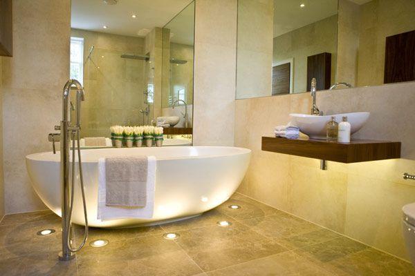 Díseño de cuartos de baño en mansiones del Reino Unido ...