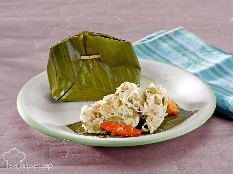 Resep Botok Tempe Kelapa Teri Ini Akan Membuat Makanan Sederhana Disukai Lebih Banyak Orang Yuk Buat Di Rumah Cuisine Food Indonesian Cuisine