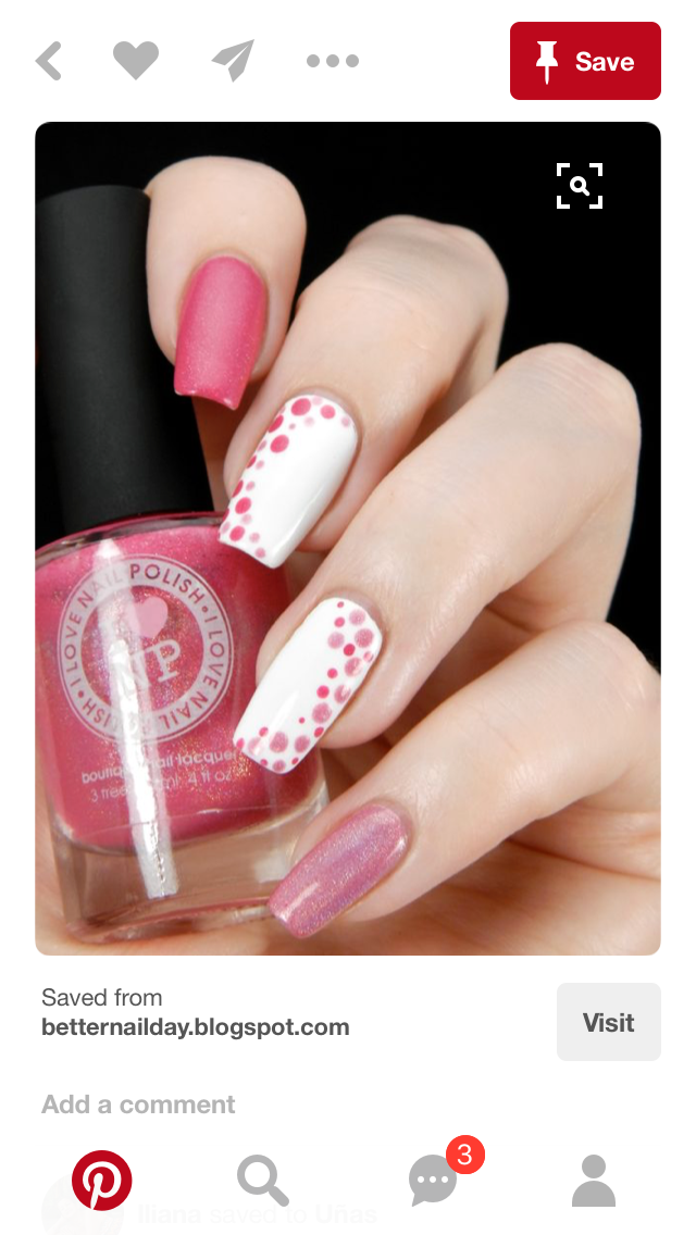 Pin de Lindsay Kline en Nails! | Pinterest