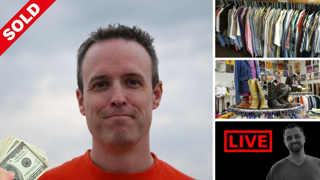 How To Run A Home Based Clothing Business On Ebay With Jason Slone