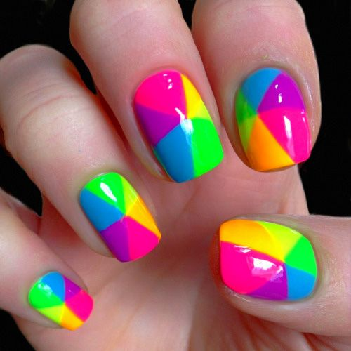 Pride Nail Designs: 31 Best LGBT Inspired Nail Art