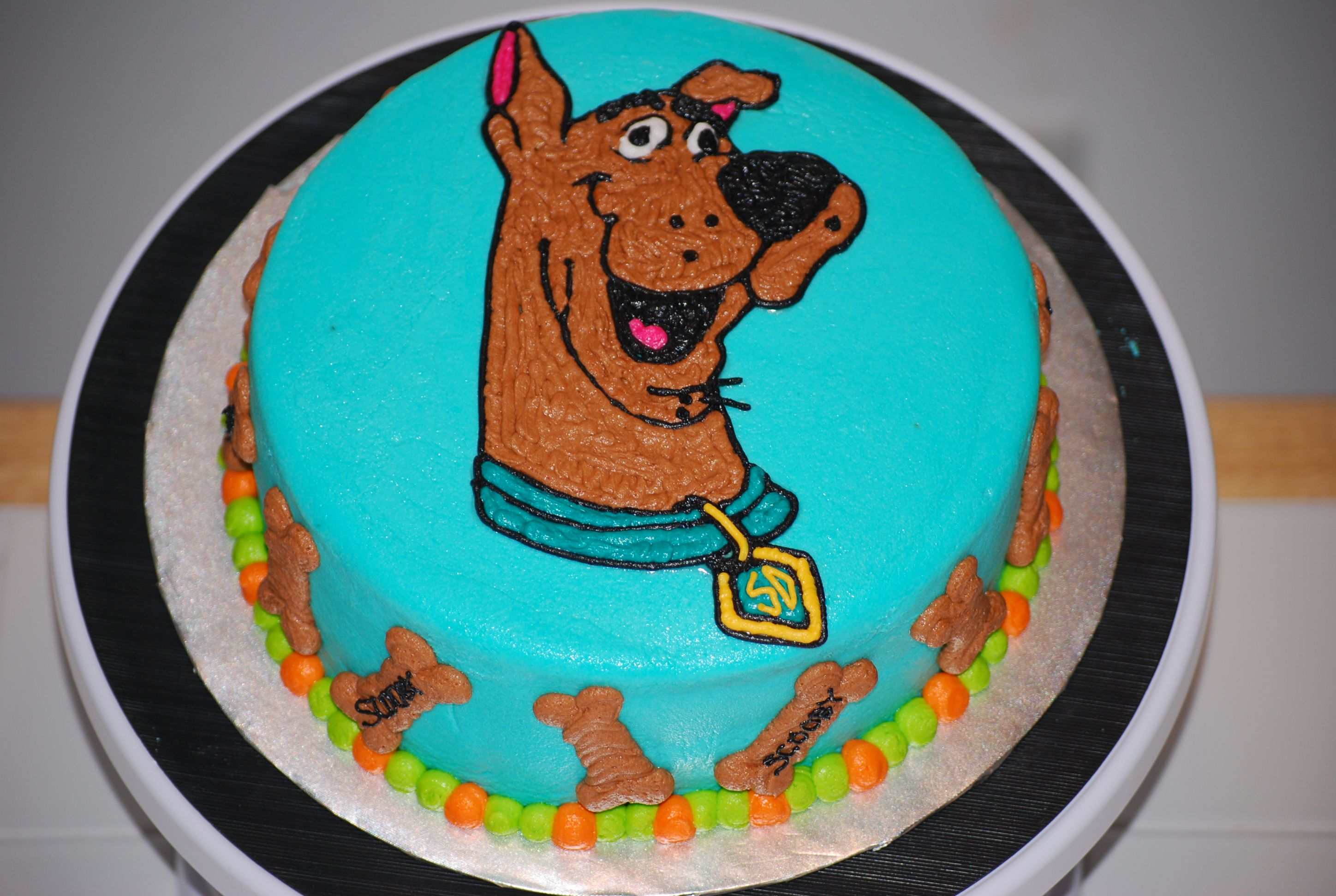 Wonderful Scooby Doo Cake Ideas And Designs Recipes With Images
