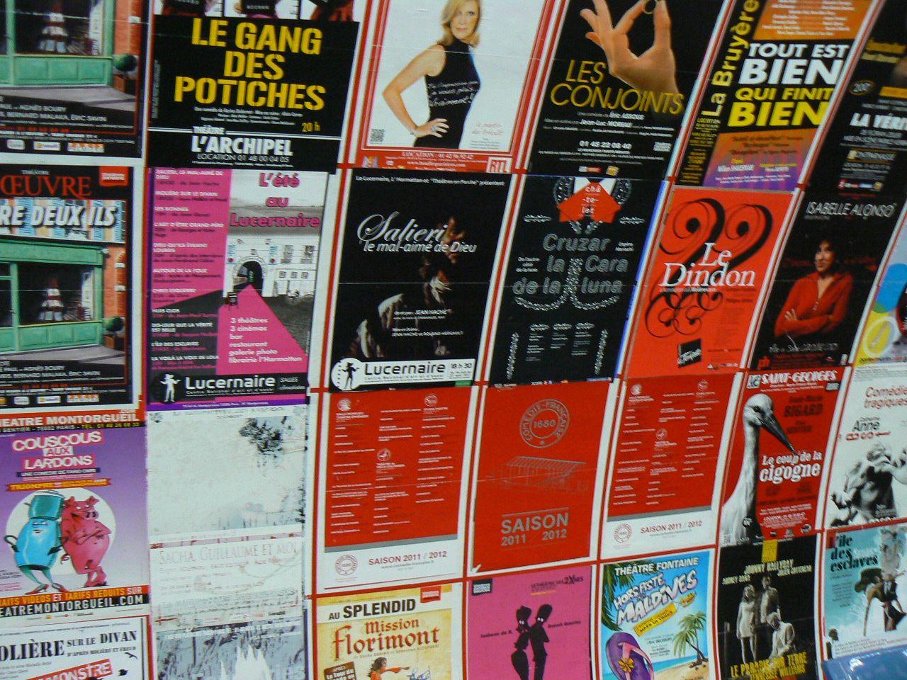Posters@ Metro Paris | Paris, je t\'aime | Pinterest