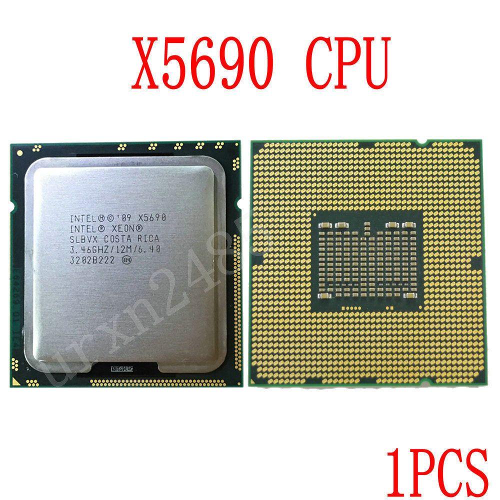 Intel Xeon X5690 3.46GHz 12MB 6.4GT//s Hexa Core Processor SLBVX CPU LGA 1366