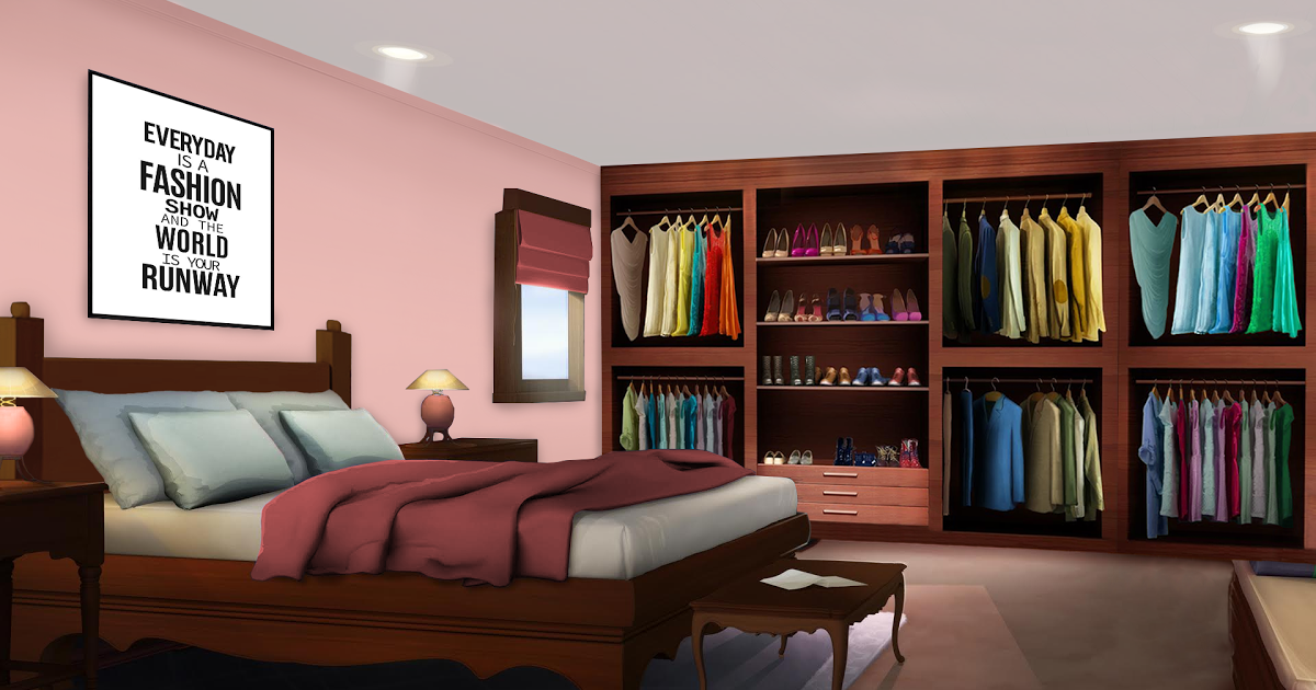Int Fashionista Bedroom Day Png Google Drive Episode Backgrounds Episode Interactive Backgrounds Fashionista Bedroom