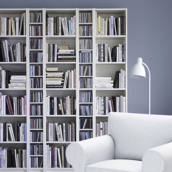 Pin Von Atheer Sb Auf Home Decor Ikea Regal Buche Bibliothek Zu Hause