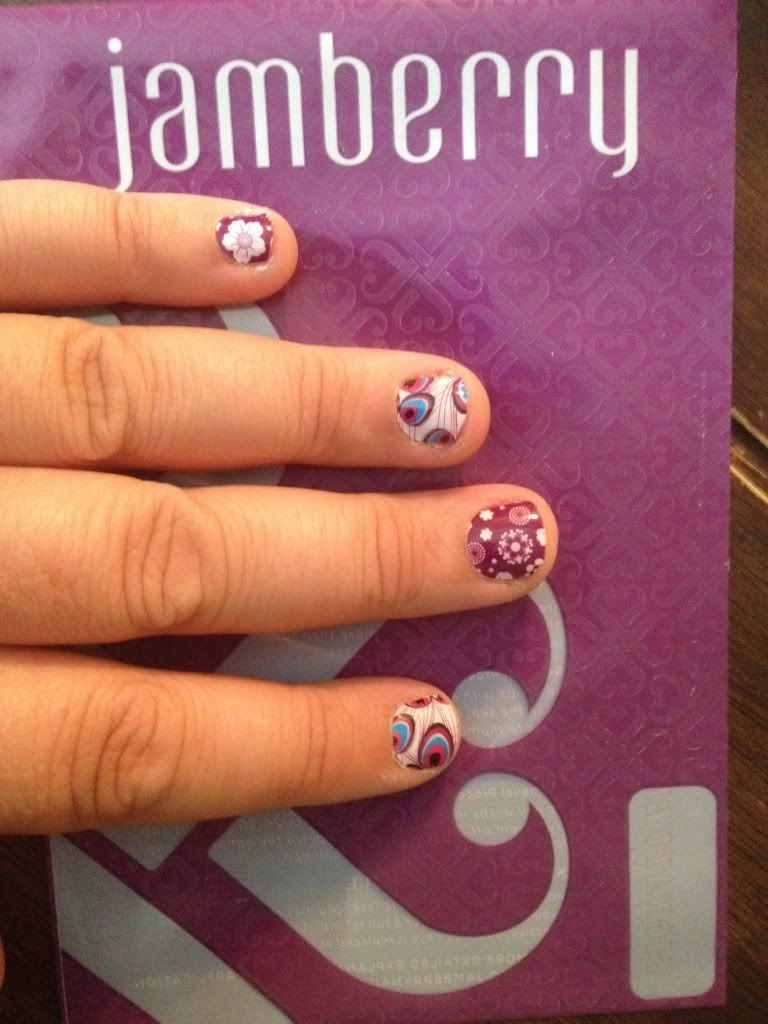 Jamberry Nails for nail bitters. photo 9CAE0653_zps92f29793.jpg ...
