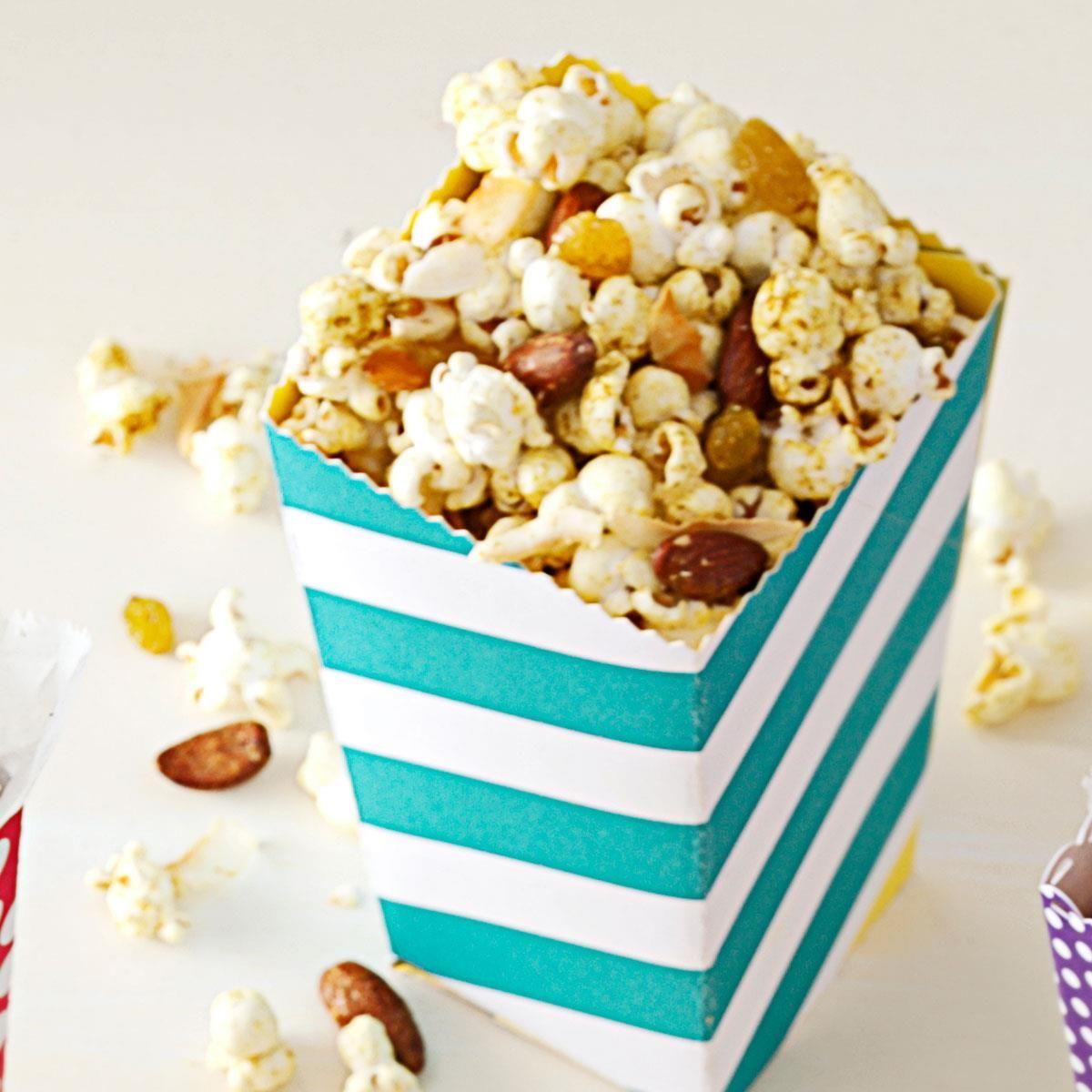 Island Breeze Popcorn | Recipe | Pop popcorn, Popcorn and Test kitchen