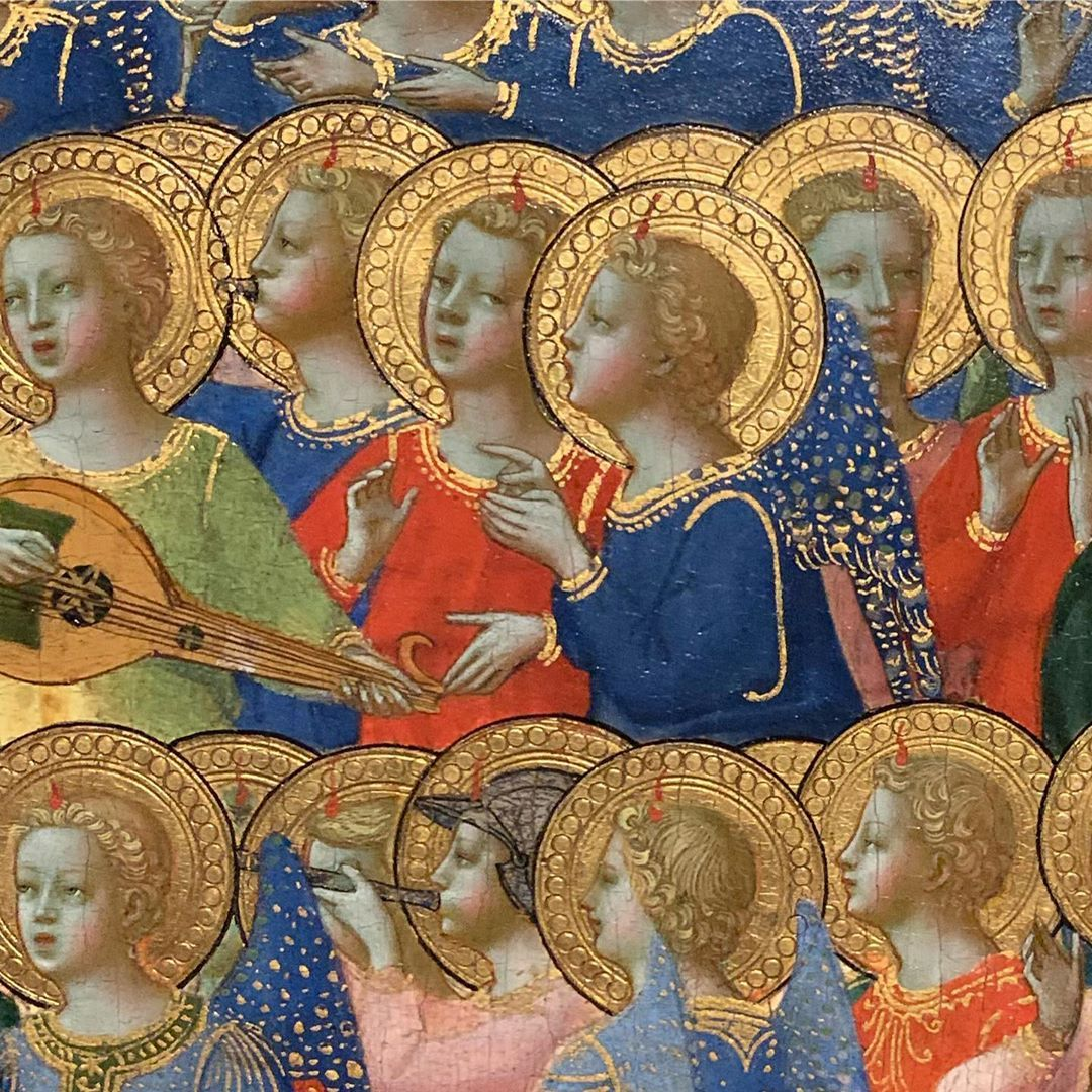 Fra angelico from the national gallery london sacred