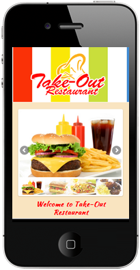 Take Out Fast Food Restaurant Mobile Website By Melaka Creative Mobile Website Design Company Call Us 606 2922643 Http Restaurant Food Mobile Restaurant