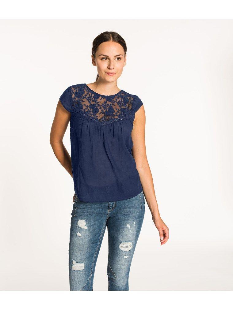 Blus, Blå, Woman KappAhl | Kläder, Stilar, Blus