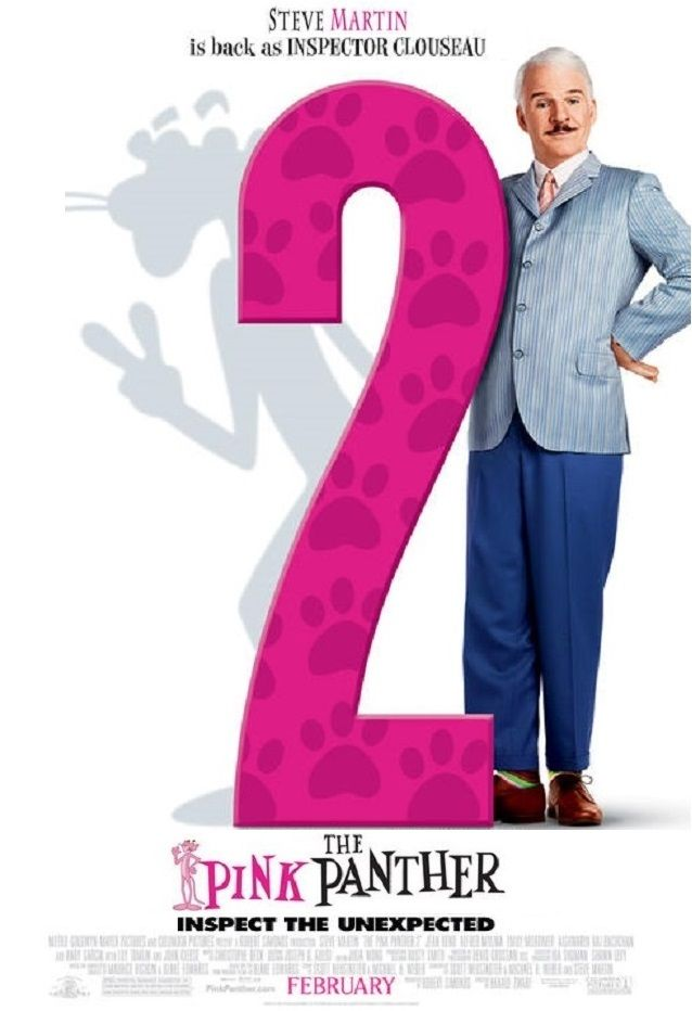 The Pink Panther 2 2009 Pink Panthers 2 Movie Panther