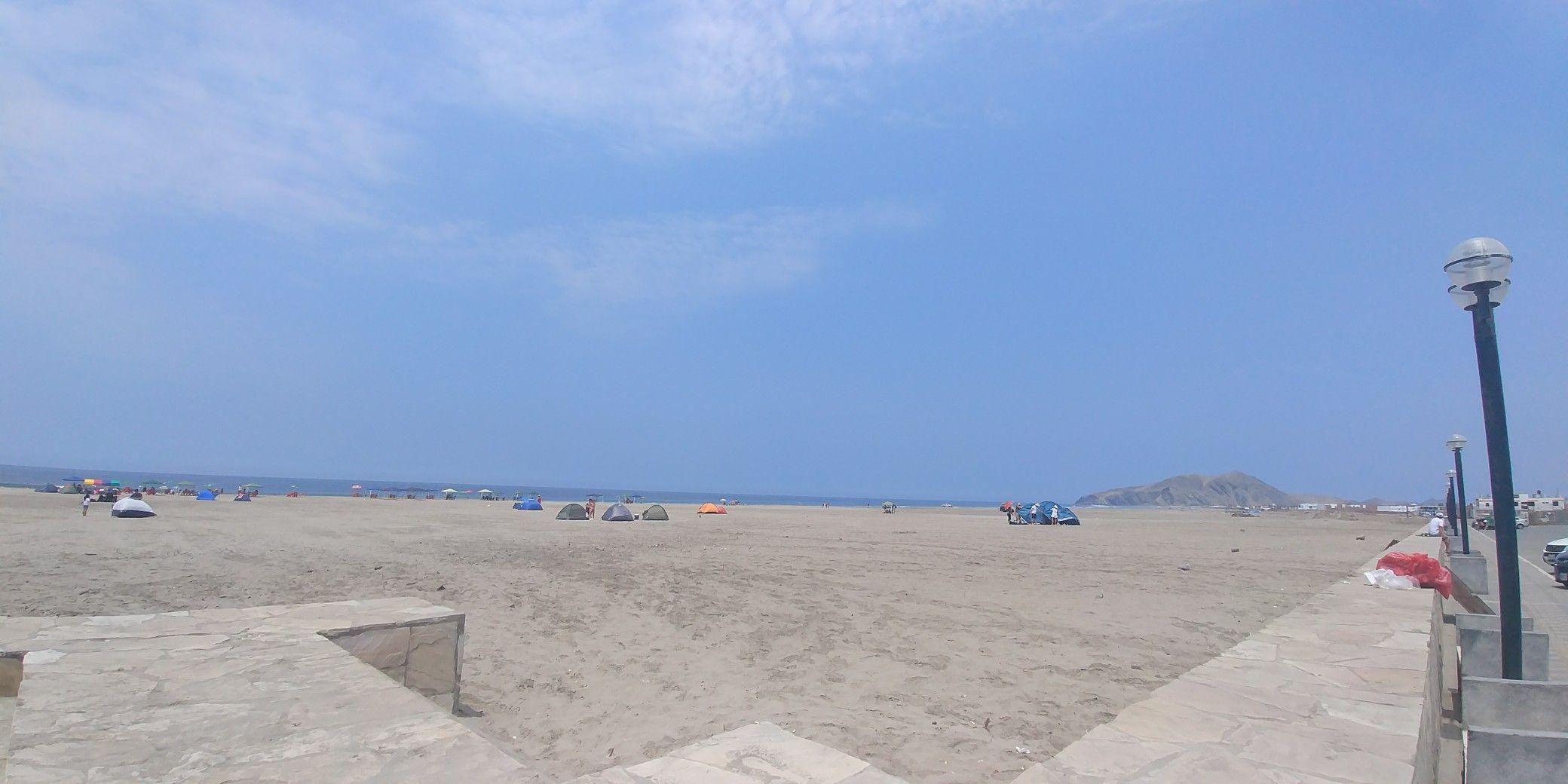 Playa Bujama, Perú