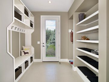 Modern Mud Room Design Ideas Pictures Remodel And Decor