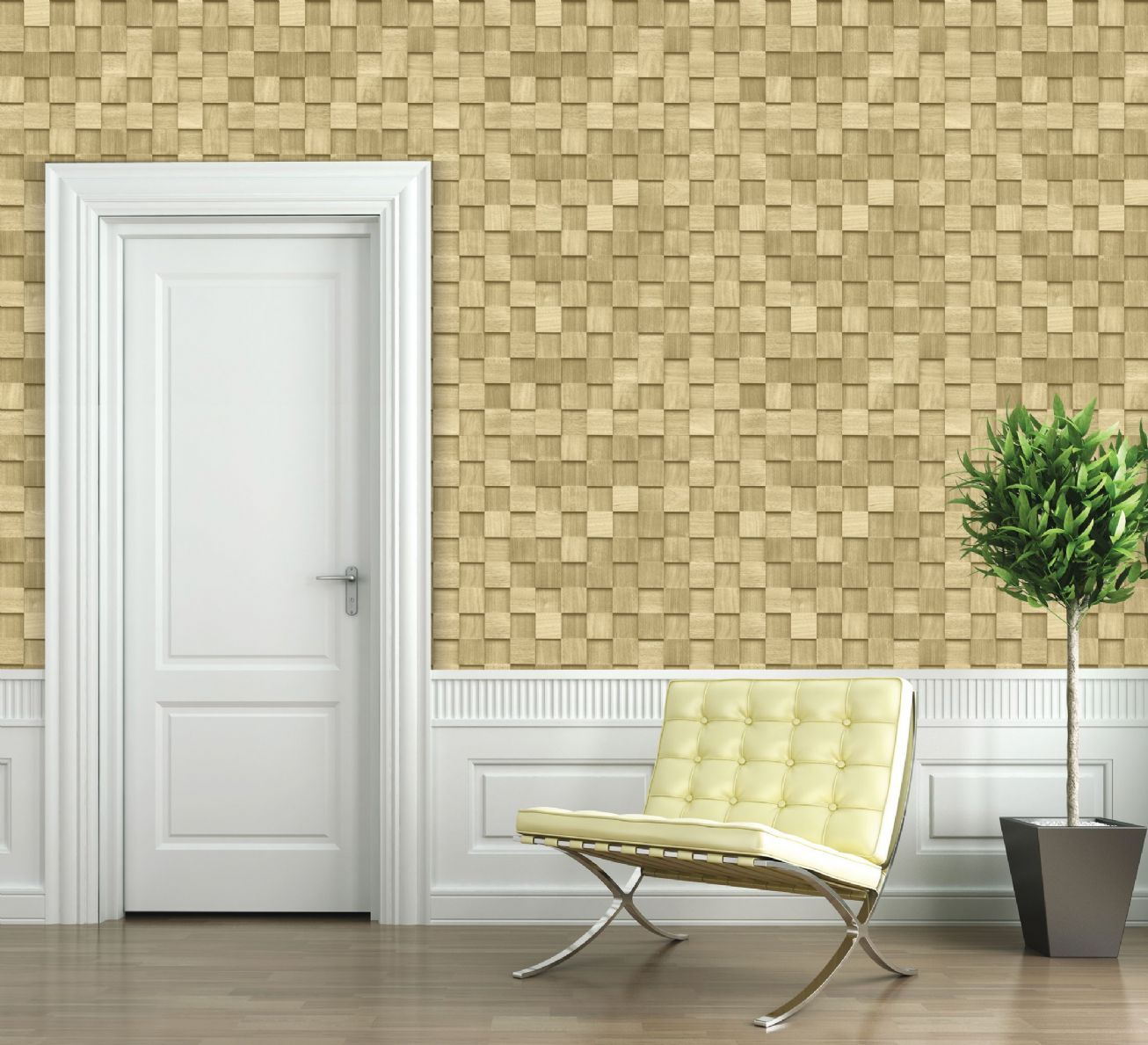 Do It Yourself Peel And Stick Wall Tiles For Your Space Decoration ...
