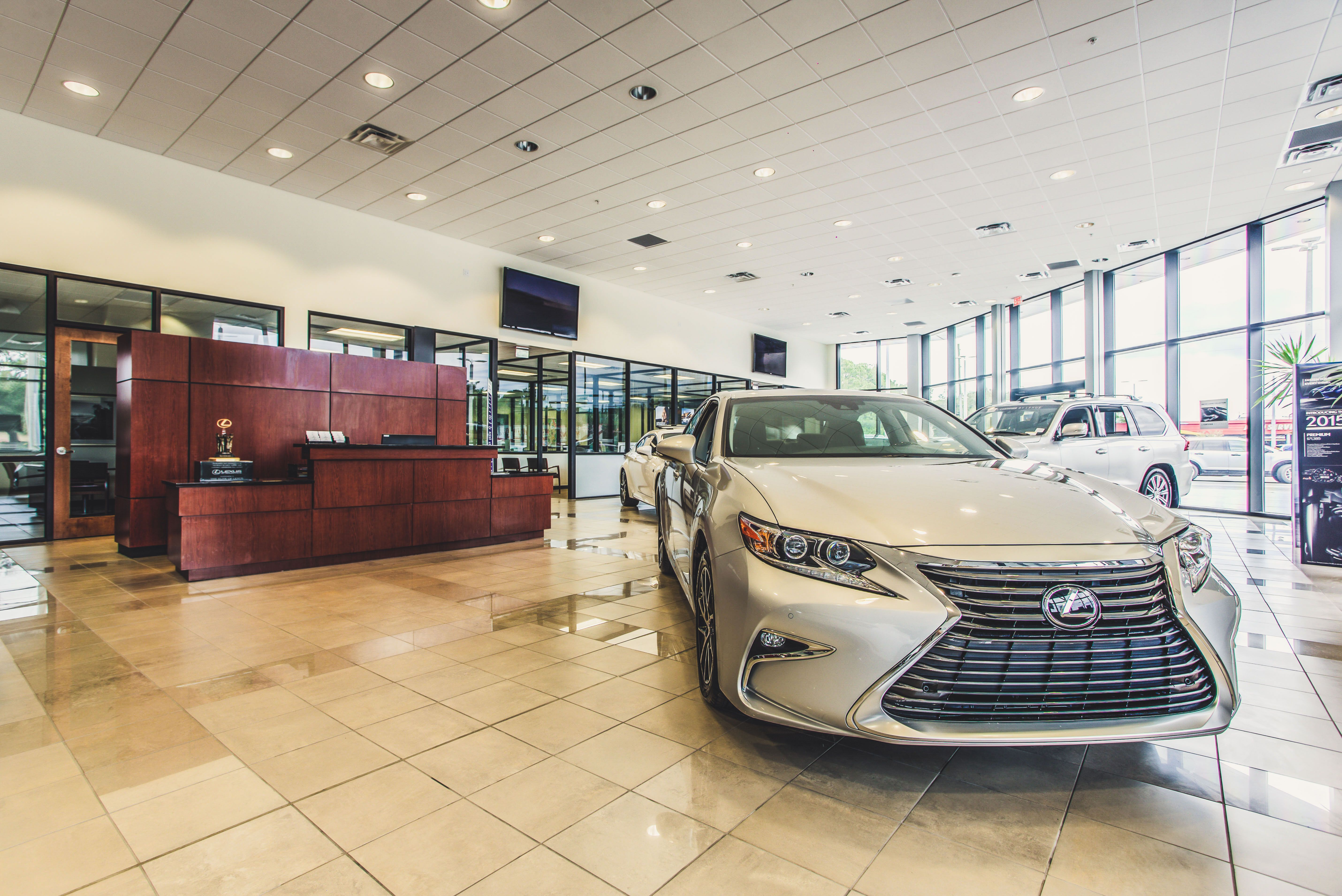 Lexus Jacksonville Fl >> Our Mission Is To Make Every Customer A Customer For Life By
