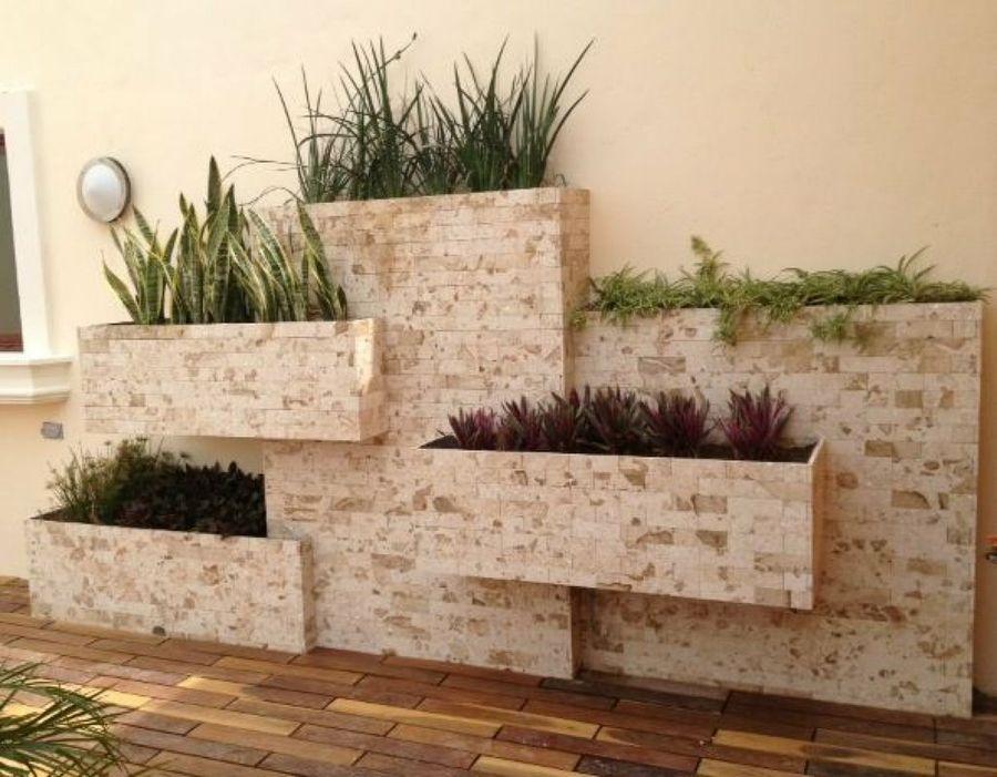 47 imágenes de jardines contemporáneos espectaculares Jardines - jardineras modernas
