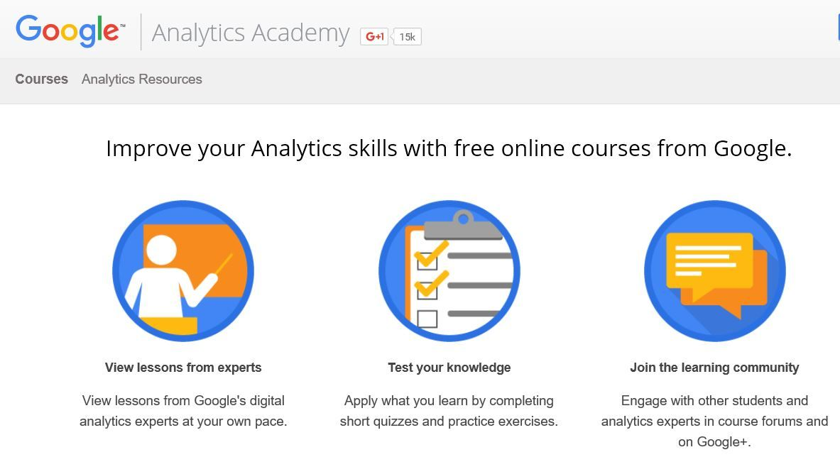 The Go To Place For Becoming Googleanalytics Certified Gaiq I