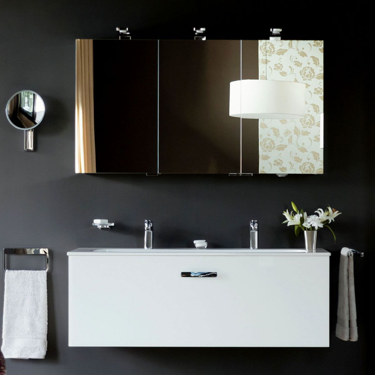 keuco royal universe illuminated mirror cabinet keuco bathroom mirror bathroom pinspiration pinterest illuminated mirrors mirror cabinets and - Bathroom Cabinets Keuco
