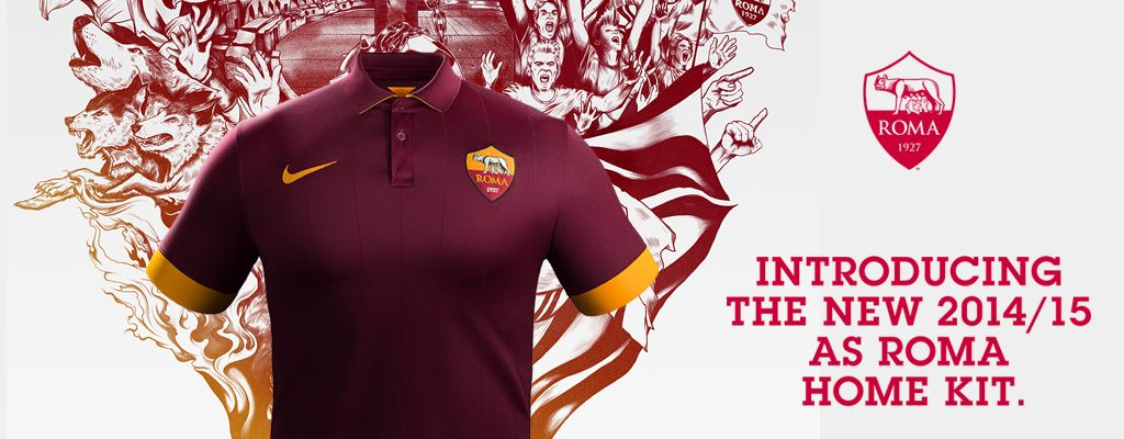 ASROMASTORE   Official ASROMA Merchandise: Game Gear, Training ...