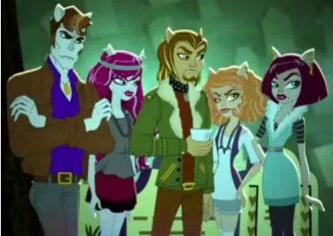 monster high images werewolf google search monster