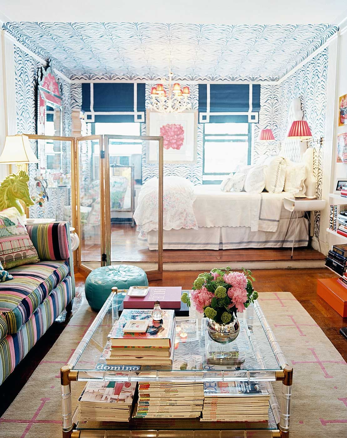 30 Small Spaces Girly Apartment Bedroom Ideas Small Room Design