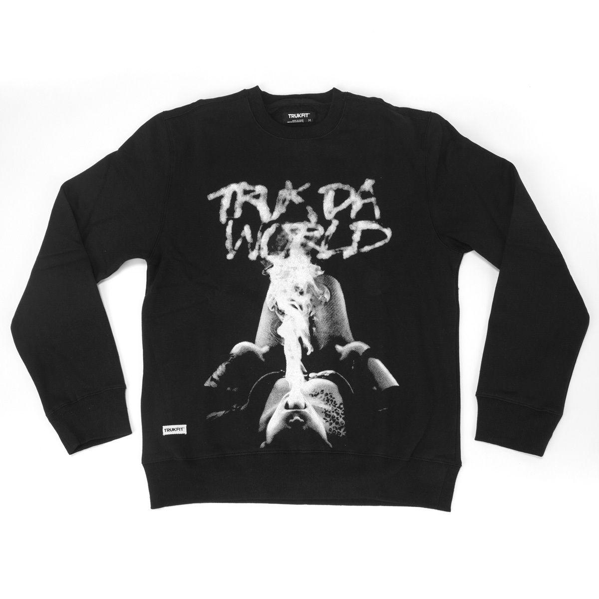 Trukfit Blow Crewneck Sweatshirt https://trukfit.bravadousa.spottrot.com/?product_uid=BGCMKT335