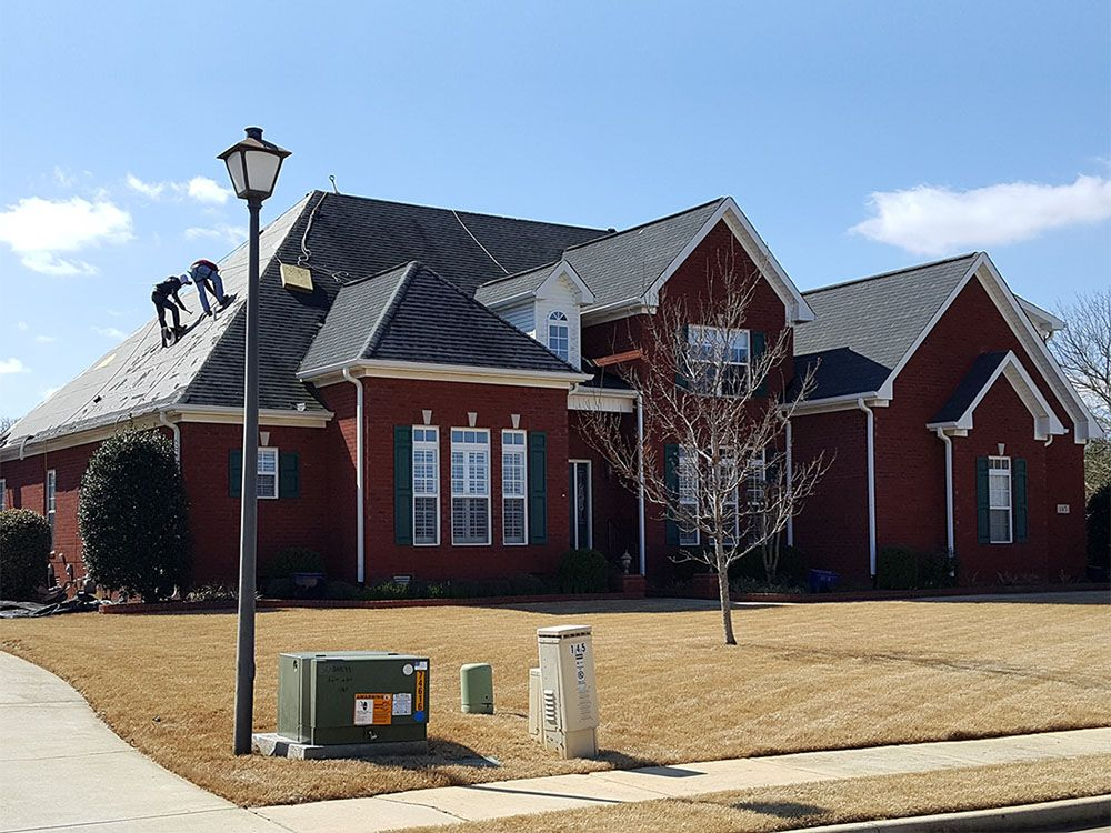 Roofing In Huntsville Alabama Residential Roofing Roofing Roofing Services