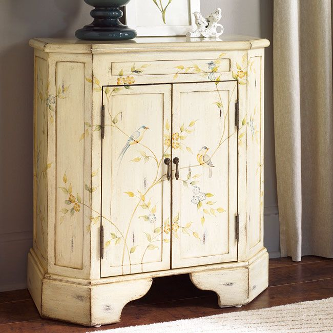 Hammary Two Door Cabinet, Hidden Treasures Furniture Collection.