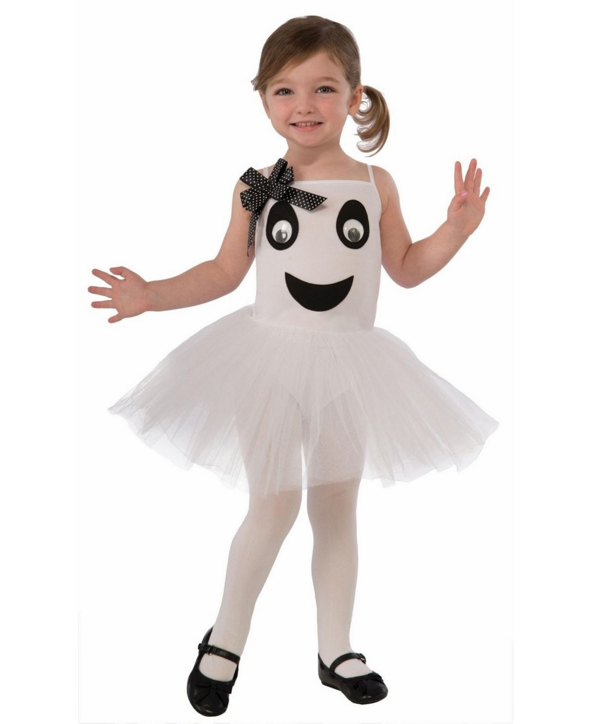 BuySeasons Boo - Tiful Ballerina Toddler Little and Big Girl's Costume & Reviews - Macy's #deguisementfantomeenfant
