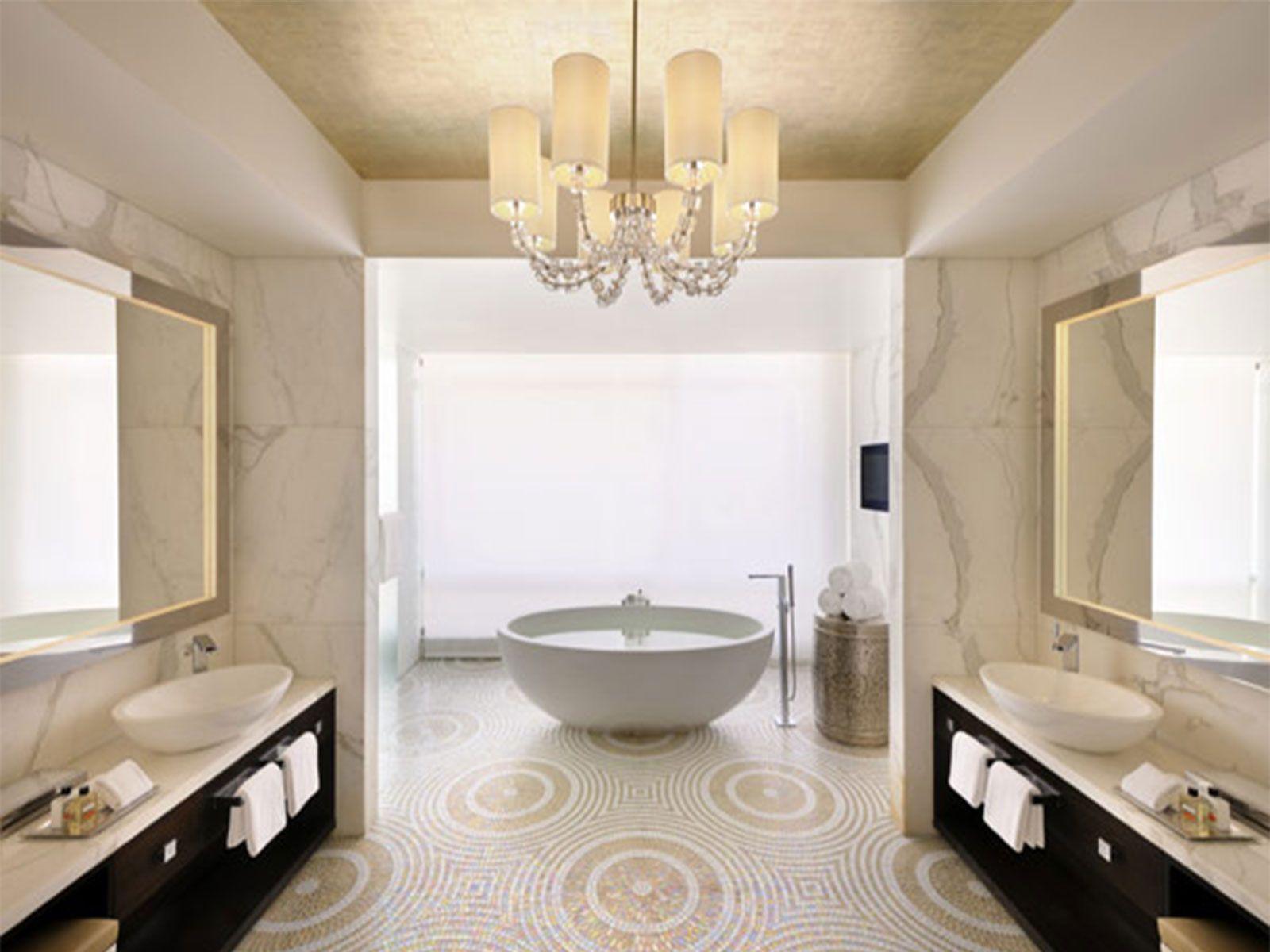 Luxury Bathroom at Luxury Architecture Hotel Ideas | hotel ...